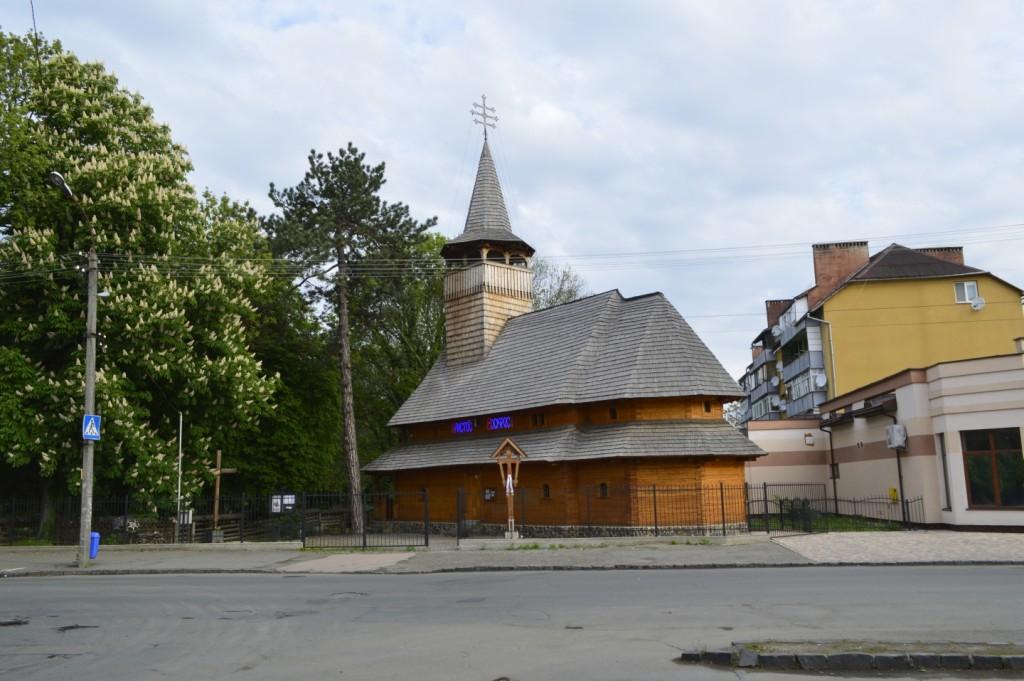 Ulice Peremohy (Vítěztví) / Kapušanská