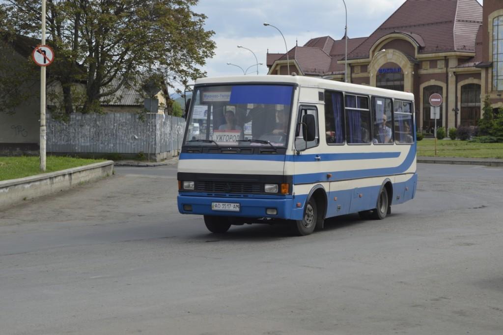 Užhorodský autobus