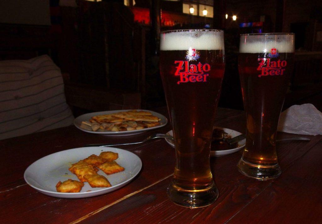 Pivo Zlatobeer