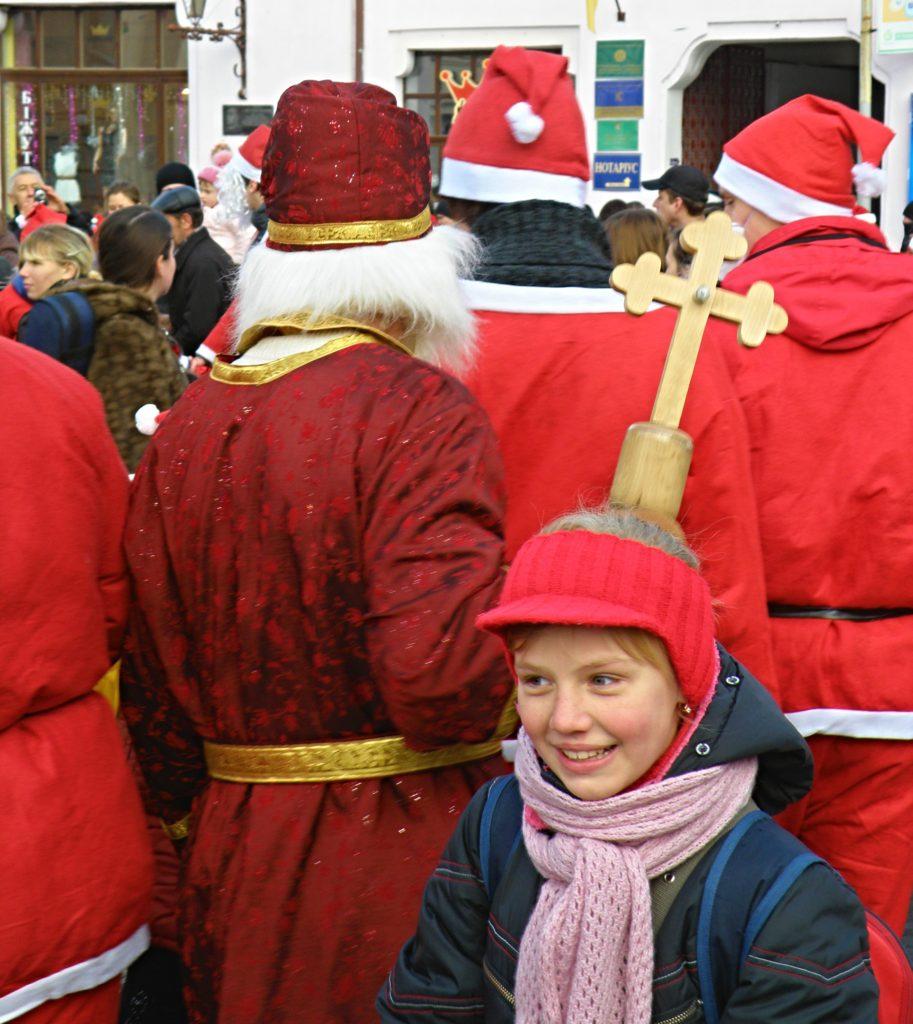 Vánoce v Užhorodu